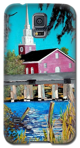 Jacksonville Nc A First Impression Galaxy S5 Case by Jim Phillips