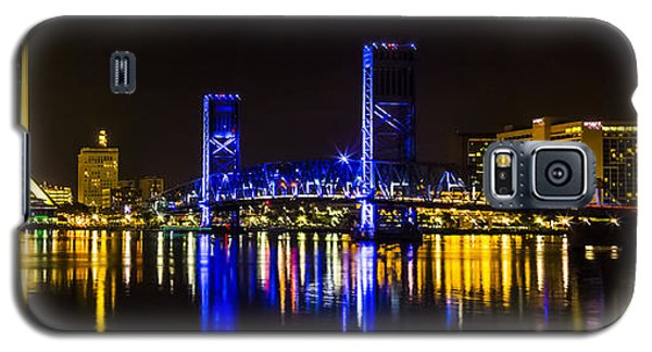 Jacksonville Skyline Galaxy S5 Case
