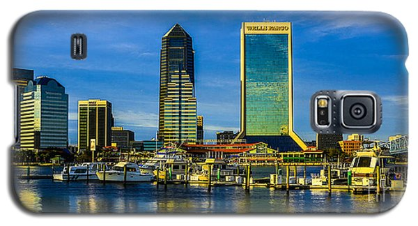 Jacksonville Skyline Sunset Galaxy S5 Case