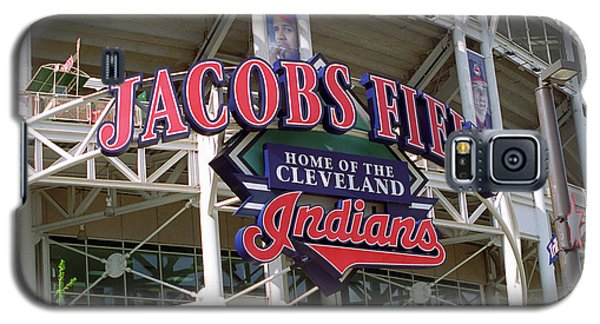 Jacobs Field - Cleveland Indians Galaxy S5 Case