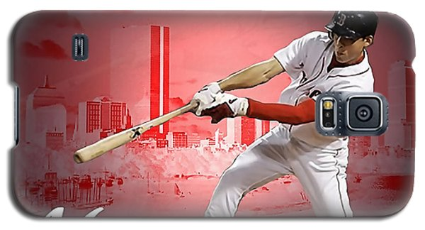 Jacoby Ellsbury Galaxy S5 Case