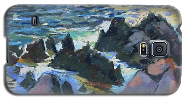 Jagged Rocks Galaxy S5 Case