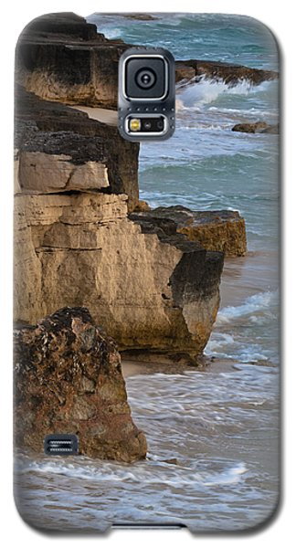 Jagged Shore Galaxy S5 Case
