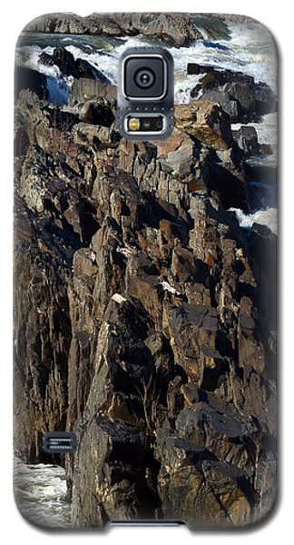 Jagged Waters Galaxy S5 Case