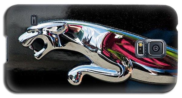 Jaguar Car Emblem Galaxy S5 Case