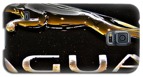 Jaguar Leaper F-type Spoiler Galaxy S5 Case