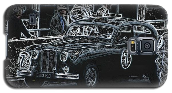 Jaguar Markvii 1952 Galaxy S5 Case by John Colley