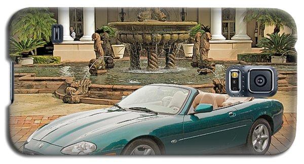 Jaguar Xk8 Galaxy S5 Case
