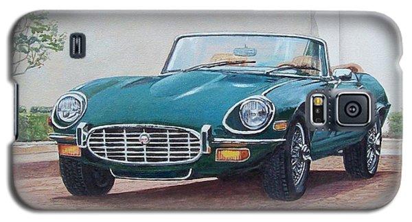 Jaguar Xke 1961-1975 Galaxy S5 Case
