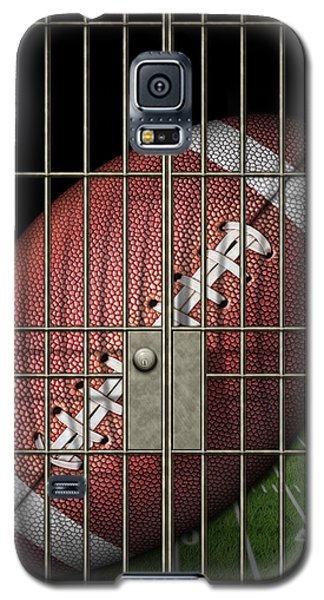 Jailed Football Galaxy S5 Case