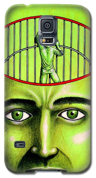Jailer Of The Your Own Prison Galaxy S5 Case