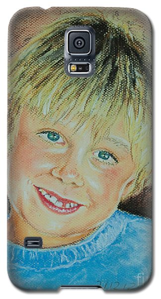 Jake Galaxy S5 Case by Katharina Filus