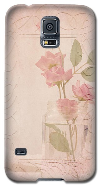 Jam Jar Roses  Galaxy S5 Case