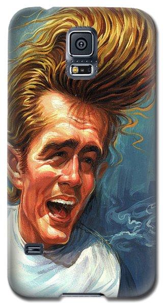 James Dean Galaxy S5 Case by Art