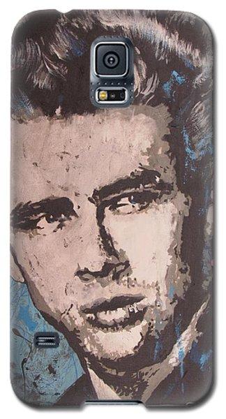 James Dean Blues Galaxy S5 Case by Eric Dee