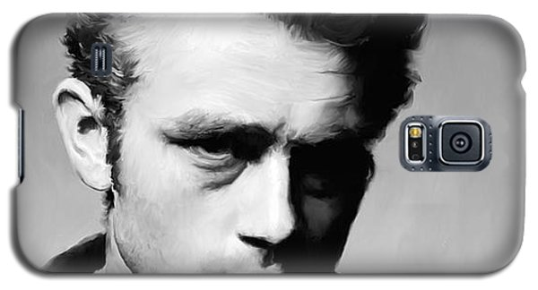 James Dean - Portrait Galaxy S5 Case by Paul Tagliamonte