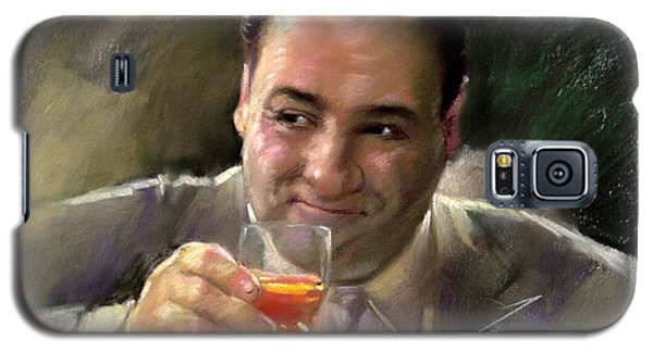 James Gandolfini Galaxy S5 Case