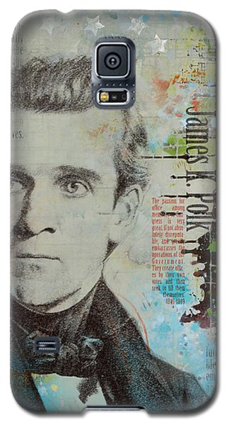 James K. Polk Galaxy S5 Case