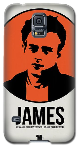 James Poster 1 Galaxy S5 Case by Naxart Studio