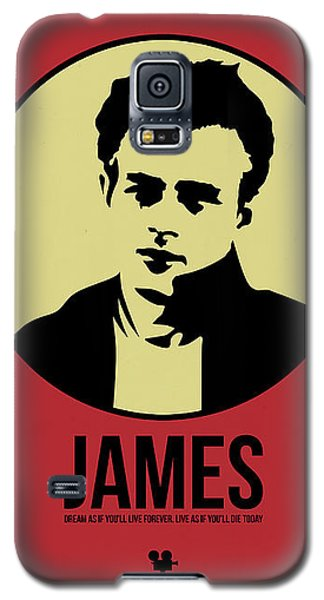 James Poster 2 Galaxy S5 Case by Naxart Studio