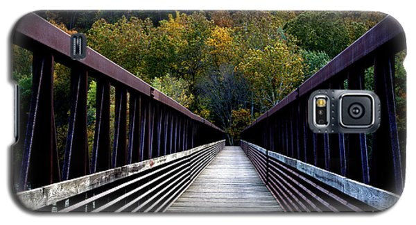 James River Footbridge Galaxy S5 Case