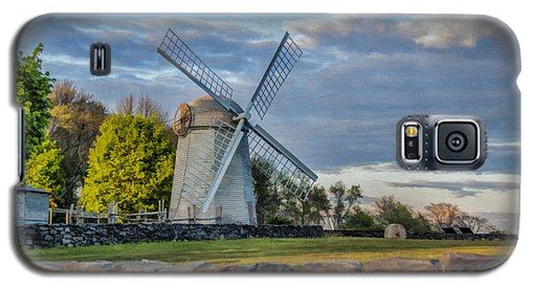 Jamestown Windmill Galaxy S5 Case