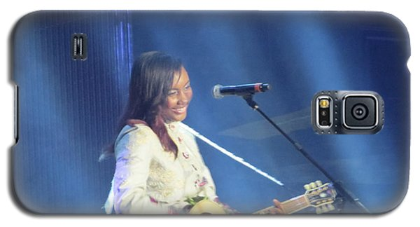 Galaxy S5 Case featuring the photograph Jamie Grace by Aaron Martens