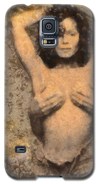 Janet Jackson - Tribute Galaxy S5 Case