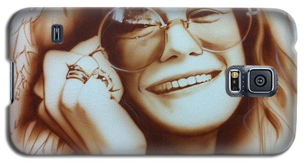 Janis Joplin - ' Janis ' Galaxy S5 Case