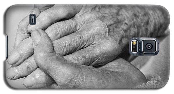 Jan's Hands Galaxy S5 Case