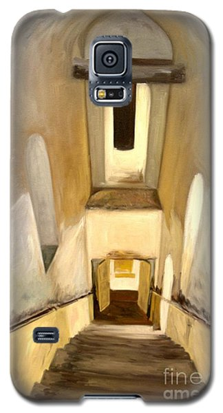 Jantar Mantar Staircase Galaxy S5 Case