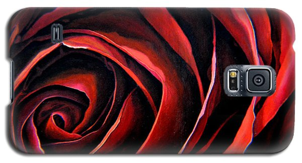 January Rose Galaxy S5 Case