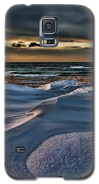 January Saugatuck Blues Michigan Galaxy S5 Case
