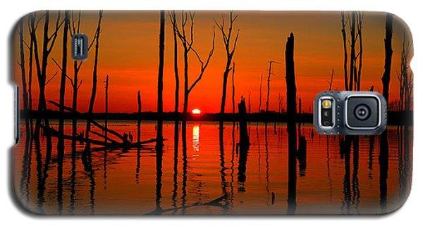 January Sunrise Galaxy S5 Case by Raymond Salani III