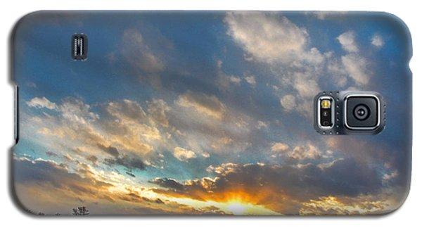 January Sunset Galaxy S5 Case