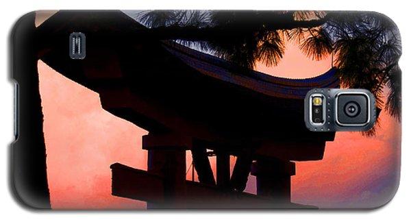 Japan Pavilion Epcot Walt Disney World Galaxy S5 Case by A Gurmankin
