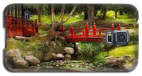 Japanese Garden - Meditation Galaxy S5 Case