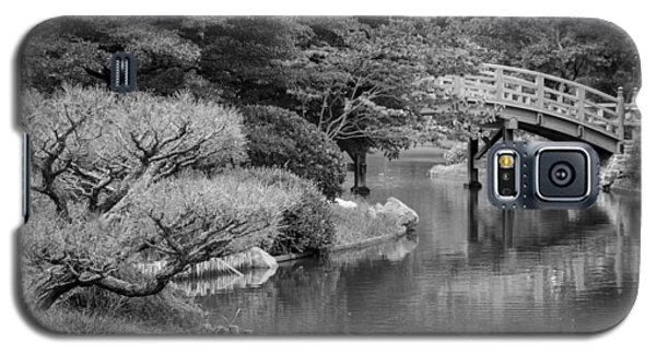 Japanese Garden Galaxy S5 Case