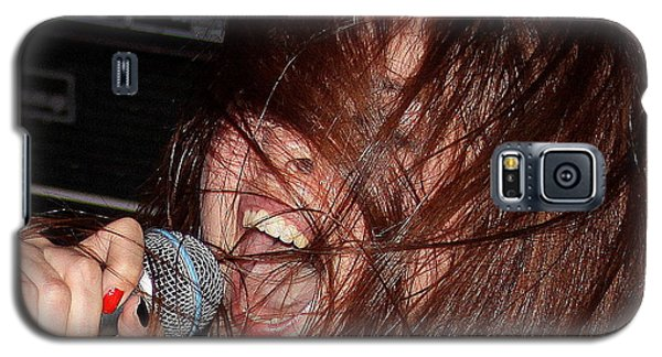 Galaxy S5 Case featuring the photograph Japanese Intensity by Steven Macanka