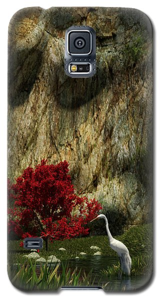 Japanese Maple Galaxy S5 Case