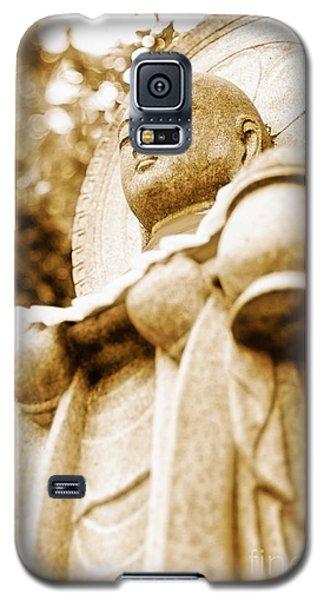 Japanese Statue - Jizo - Guardian Of Children In Japan Galaxy S5 Case