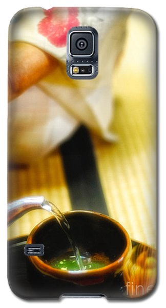 Japanese Tea Ceremony Galaxy S5 Case