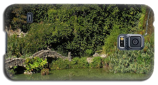 Japanese Tea Garden San Antonio Texas Galaxy S5 Case