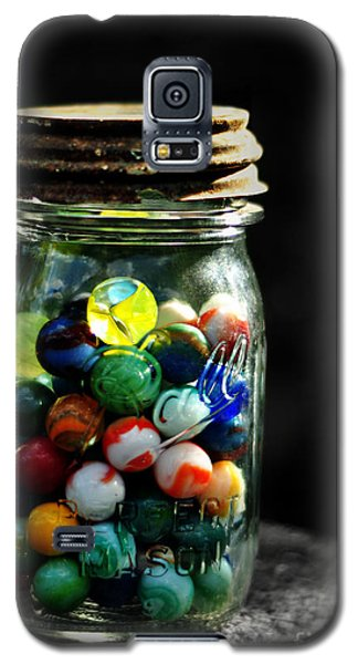Jar Full Of Sunshine Galaxy S5 Case by Rebecca Sherman