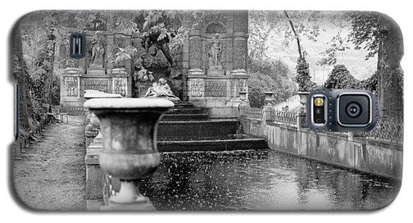 Jardin De Medicis Paris Galaxy S5 Case