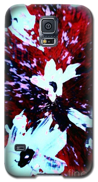 Galaxy S5 Case featuring the painting Jasmine In My Mind  by Jacqueline McReynolds
