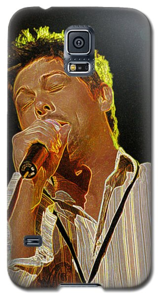 Galaxy S5 Case featuring the photograph Jason Crabb by Don Olea