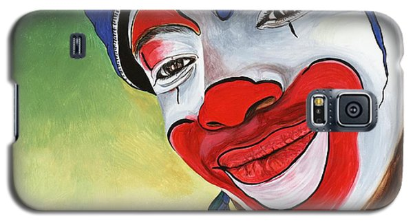 Jason The Clown Galaxy S5 Case