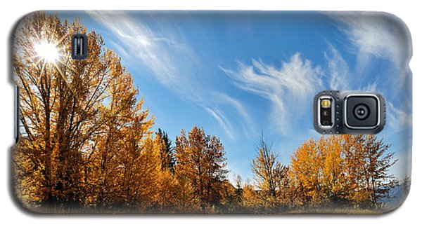 Jasper - Autumn Sky Chief Galaxy S5 Case