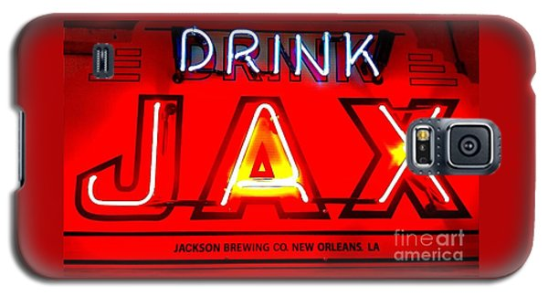 Jax Beer Of New Orleans Galaxy S5 Case